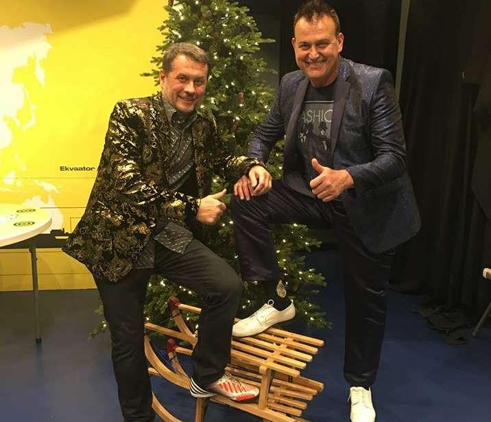 Ryan Paris in Estonia 07.12.2018